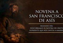 Hoy, 26 de septiembre 2019, reza la Novena a San Francisco de Asís: Segundo Día