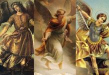 El Santo del día y su historia. Fiesta de los Santos Arcángeles, 29 de septiembre 2019