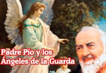 Padre Pío y los Ángeles de la Guarda