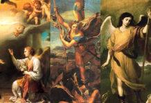 Oracion a Los Tres Arcangeles