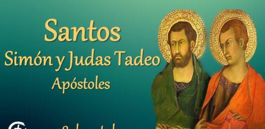 Santos Simón y Judas, apóstoles - 28 De Octubre