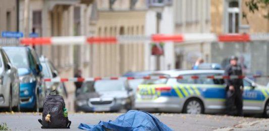 Alemania. Dos muertos en un tiroteo cerca de una sinagoga