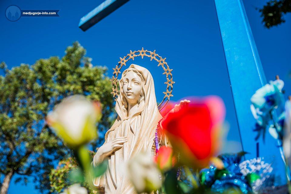 La Virgen María en Medjugorje
