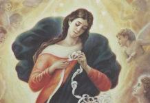 Nuestra Señora la que Desata los Nudos