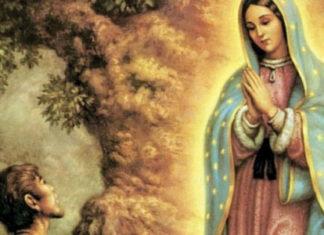 Oracion de la noche a la Virgen de Guadalupe para casos difíciles, imposibles y desesperados. Reza hoy, martes, 10 de Diciembre de 2019