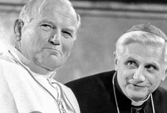Oraciónes para la Vida, de Benedicto XVI y Juan Pablo II