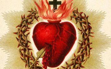 Mensaje de amor que el Sagrado Corazón de Jesús