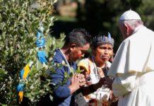 Papa Francisco consagró el Sínodo de la Amazonia a San Francisco de Asís