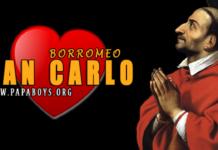 Carlos Borromeo, Santo