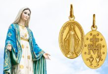 Oración a la Oración a la Virgen de la Medalla Milagrosa. Reza hoy, Lunes, 27 de julio de 2020