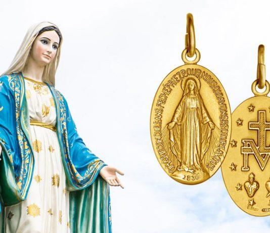 Oración a la Virgen de la Medalla Milagrosa. Reza hoy, viernes 13 de noviembre de 2020