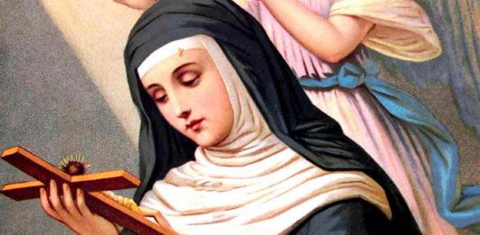 Oración de la noche a santa Rita de Casia