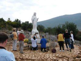 Las apariciones de la Virgen en Medjugorje2