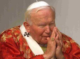 Oración à la Virgen de las lágrimas de Siracusa recitada por Juan Pablo II para pedir una gracia2