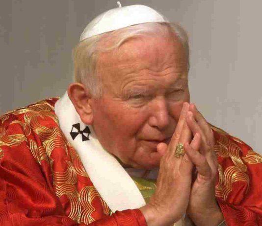Oración de San Juan Pablo II en el Sitio del Bautismo del Señor