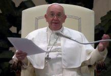 Papa Francesco vivir las bienaventuranzas nos otorgará profunda alegría y paz