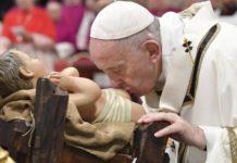Papa Francisco en la Epifanía