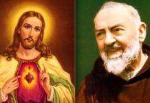 esús explica al Padre Pío