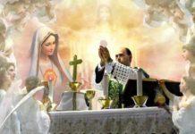 La consagración es el corazón de la misa ¿Por qué debo arrodillarme en la consagración?