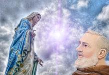 ORACIÓN QUE PADRE PÍO REZABA A LA VIRGEN MARÍA