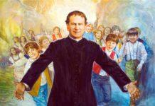 San Juan Bosco declara 6 formas per la felicidad