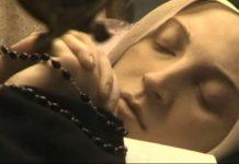 Santa Bernardita: el cuerpo perfectamente intacto