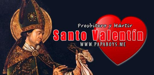 Santo Valentín