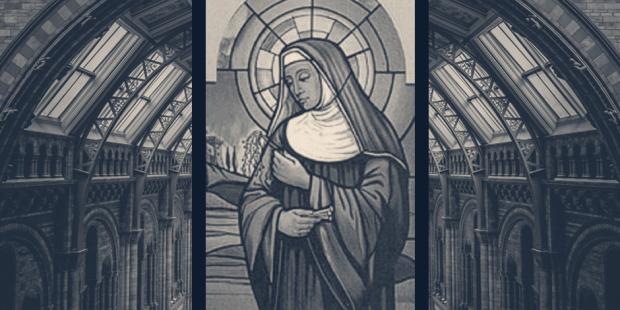 Beata Cristina de Spoleto, Seglar Agustina