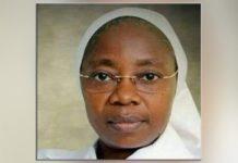 La hermana Lydie Oyane, asesinada por un colaborador, se ocupaba de asistencia a los ancianos y más vulnerables