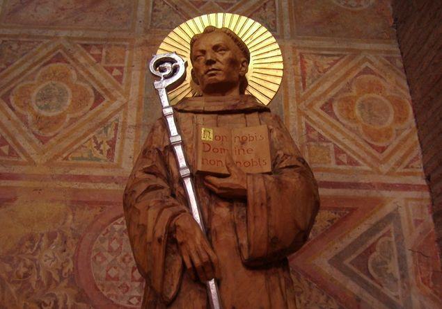 San Guido de Pomposa, Abad