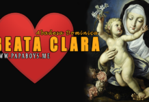 Beata Clara Gambacorti, Abadesa Dominica