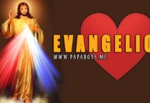 Evangelio - 23 de Abril
