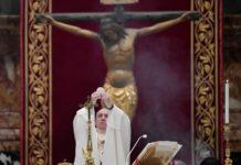In Coena Domini. El Papa a los sacerdotes: déjense lavar los pies