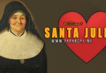Santa Julia Billiart