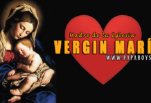 Santísima Virgen María Madre de la Iglesia