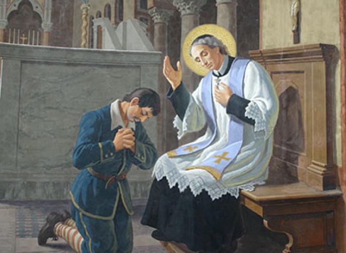 San Juan Bautista de Rossi, Presbítero