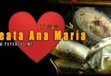 Beata Ana María Taigi