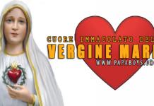 Fiesta del Inmaculado Corazón de la Virgen María - 20 de Junio