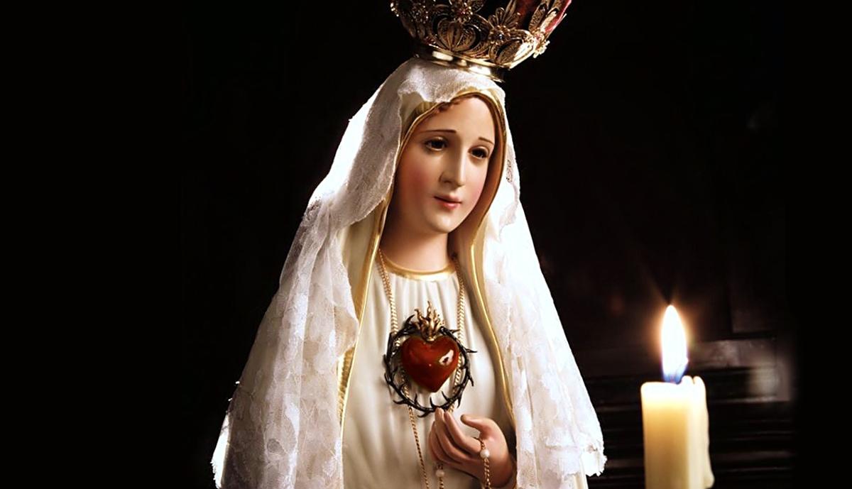 Fiesta del Inmaculado Corazón de la Virgen María