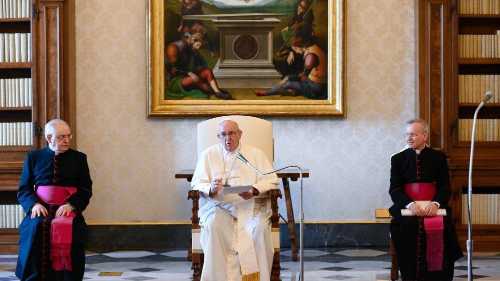 Audiencia General - Papa Francisco