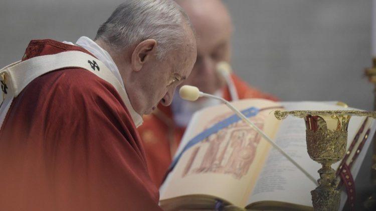 Papa Francisco, 29 de Junio de 2020 - Vatican Media