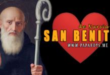 San Benito de Nursia - El Santo del día