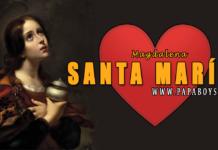 Santa María Magdalena, Discípula del Señor