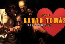 Santo Tomás, Apóstol - 3 de Julio