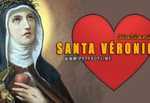Santa Verónica Giuliani, 9 de Julio