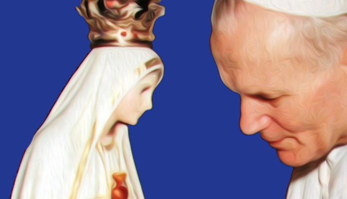 Hermosa oración a la Virgen de Fátima