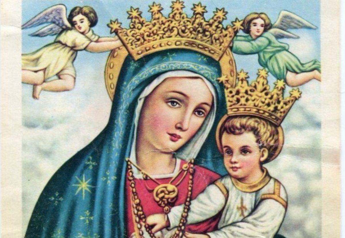Oración a Nuestra Señora de las Gracias