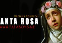 Santa Rosa de Lima, 23 de Agosto