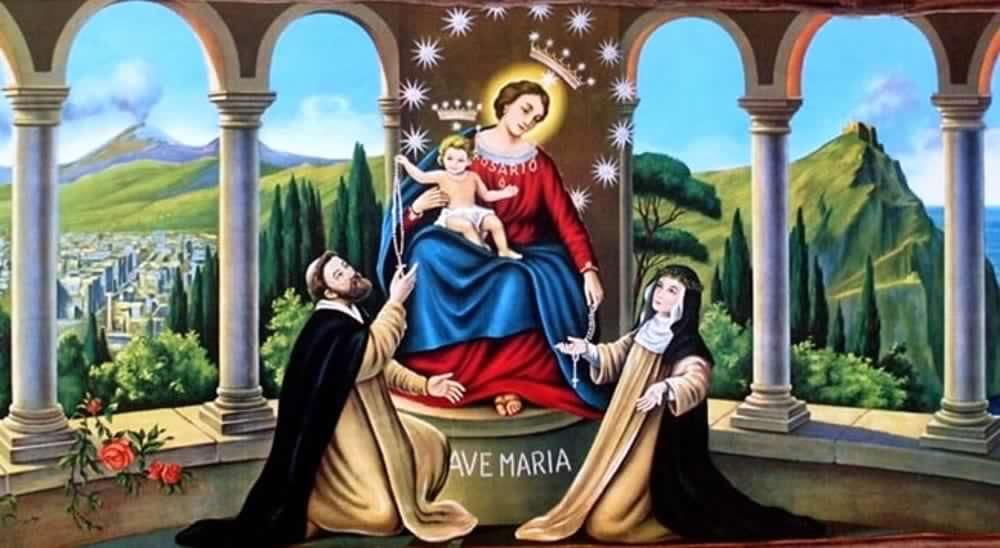 Oración a la Virgen de Pompeya