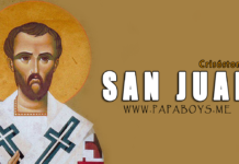San Juan Crisóstomo, Obispo y Doctor de la Iglesia